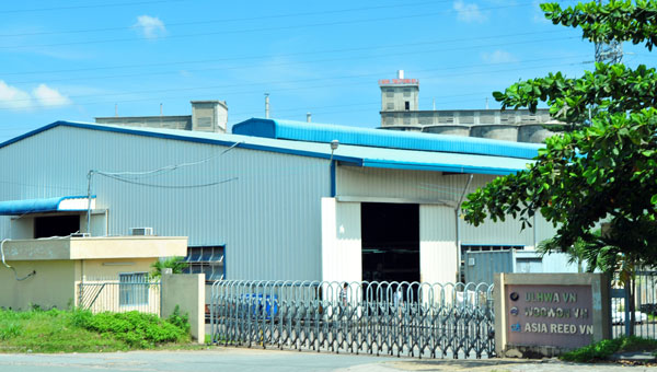 Workshop for lease at Bien Hoa 1 industrial zone