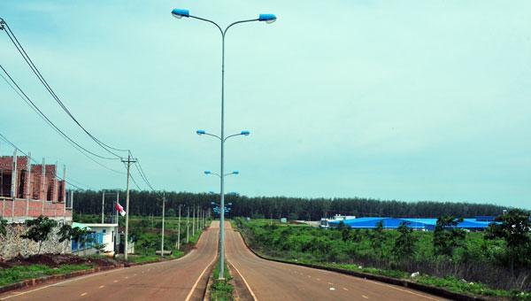 Suoi Tre Industrial Zone
